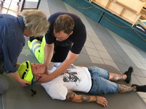 Erste-Hilfe-Schulung