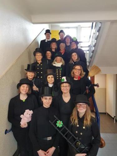 Karneval 2020 Kollegium
